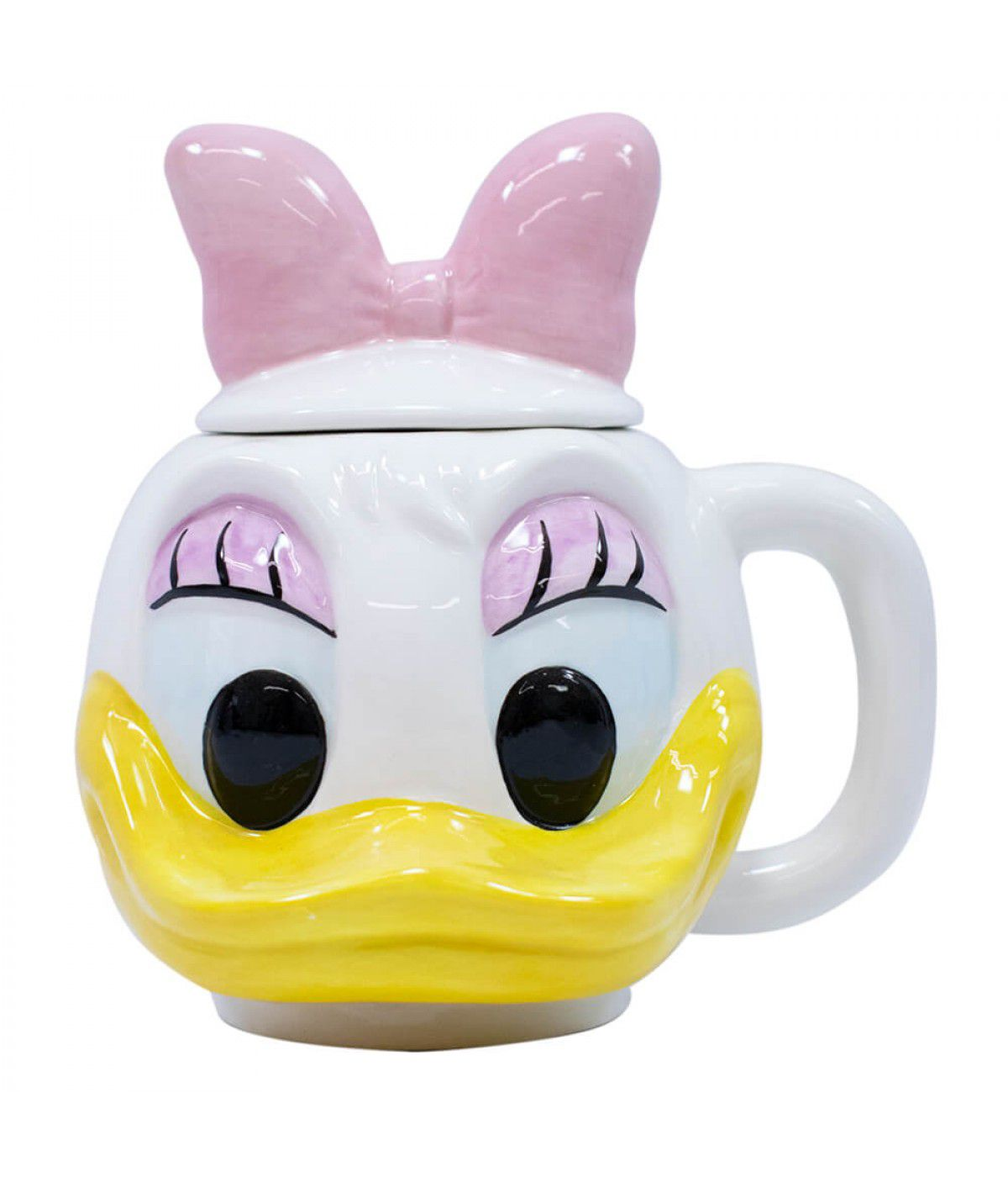 Caneca 3D Disney Margarida Face