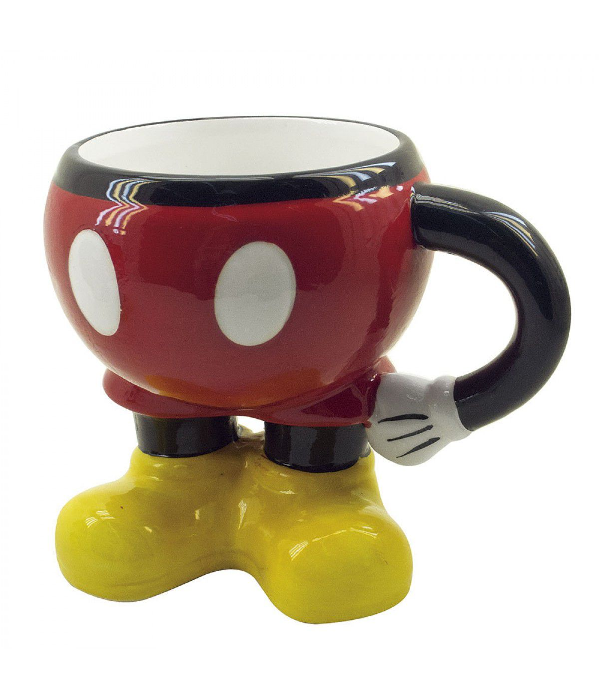 Caneca 3D Disney Mickey Body