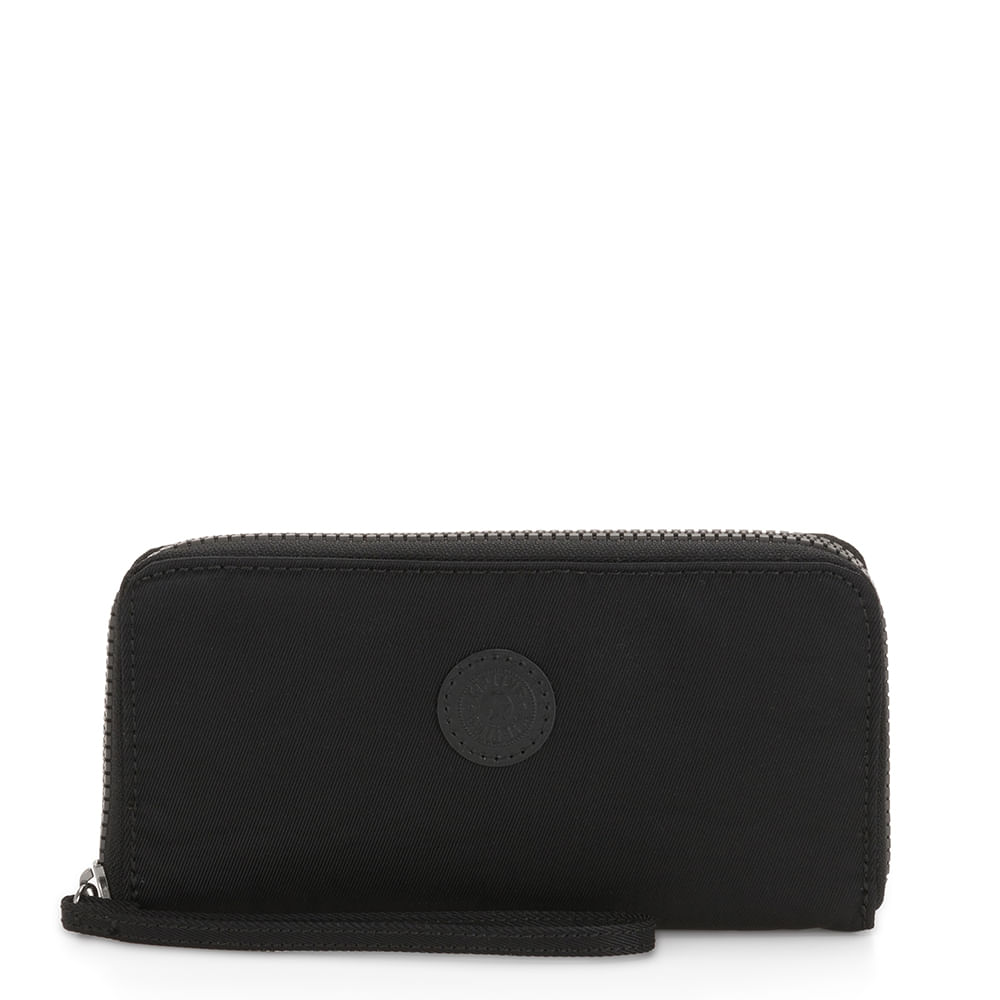 Carteira Kipling Imali Rich Black