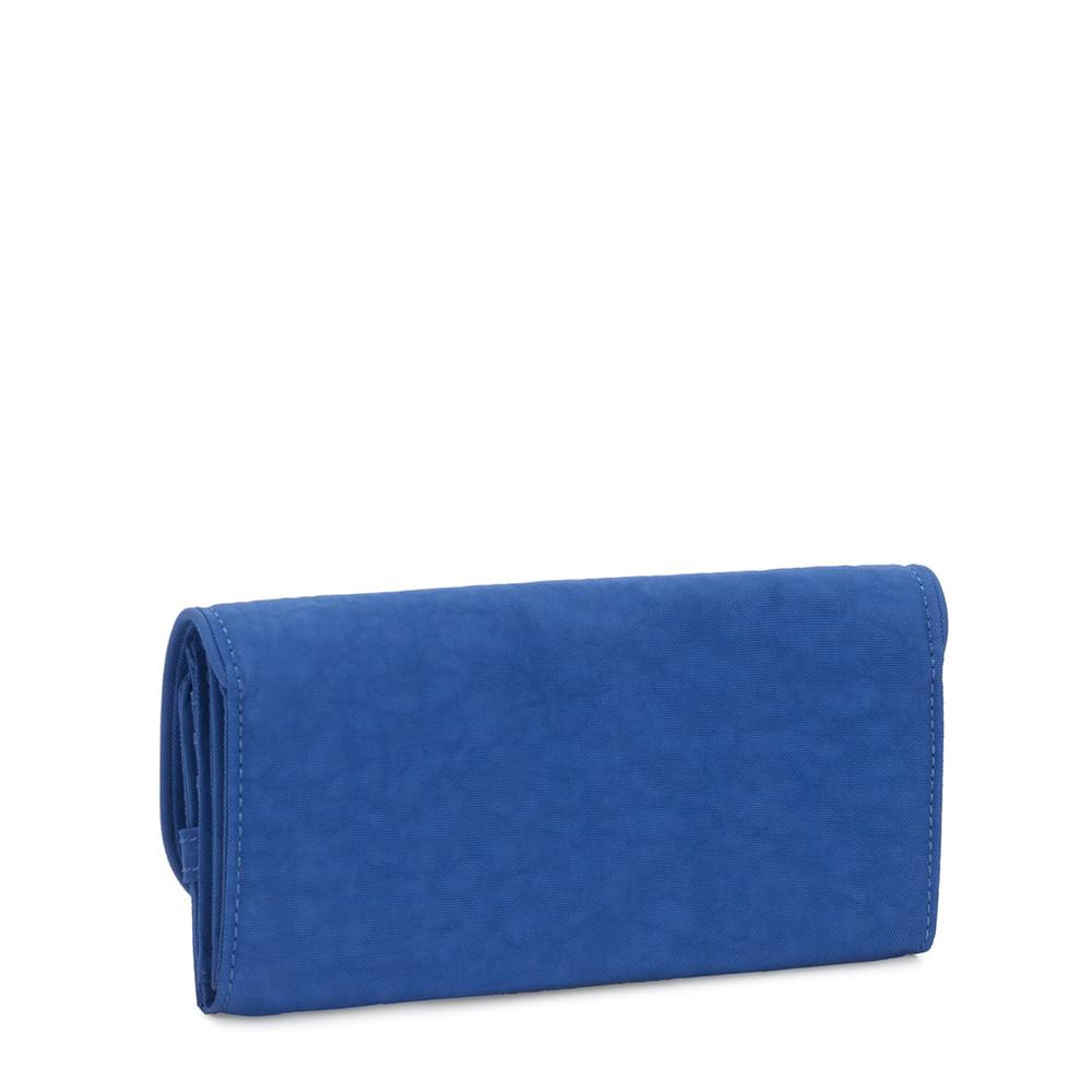 Carteira Kipling Money Land Wave Blue
