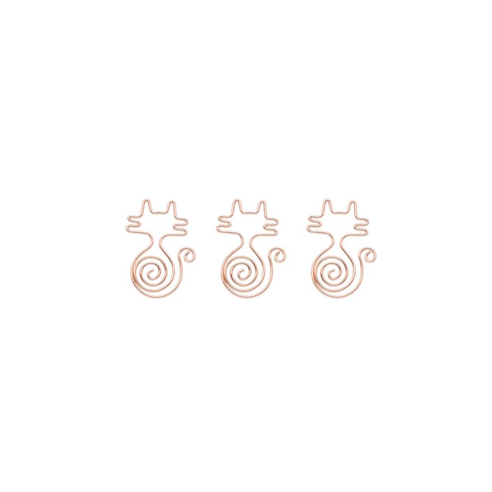 Clip Especial Molin Gato Caixa C/ 12