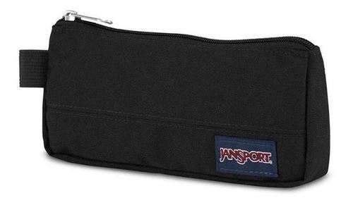 Estojo Jansport Basic Accessory Pouch Black
