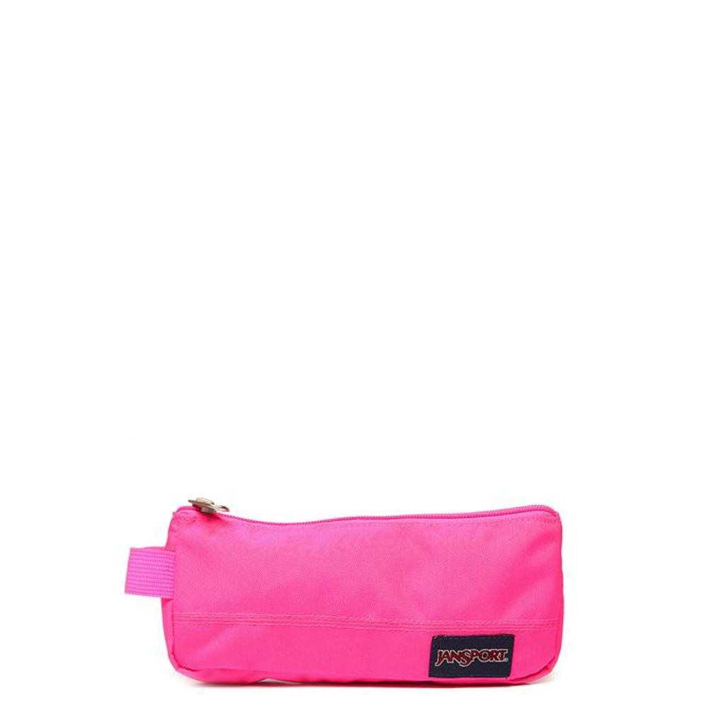 Estojo Jansport Basic Accessory Pouch Ultra Pink