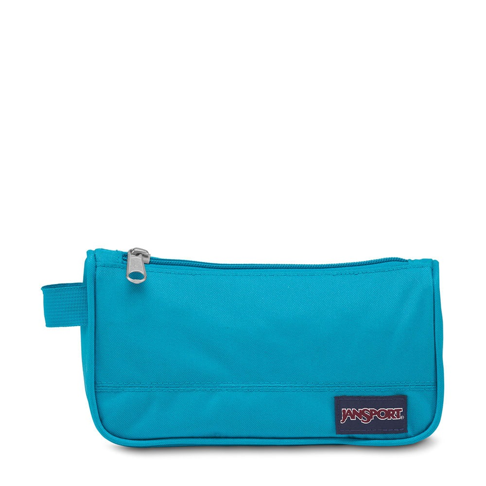 Estojo Jansport Medium Accessory Pouch Blue Danube