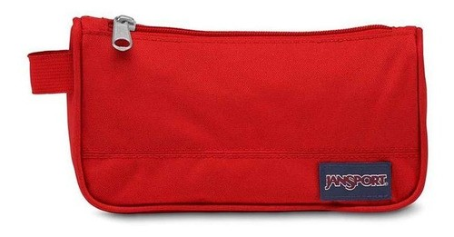 Estojo Jansport Medium Accessory Pouch Red Tape