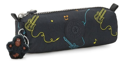 Estojo Kipling Freedom Rock On
