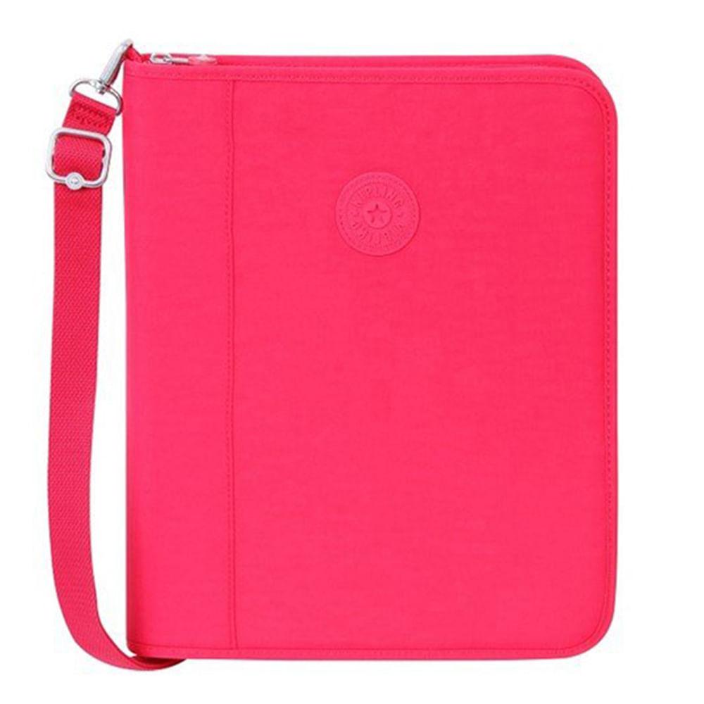Fichário Kipling New Storer True Pink
