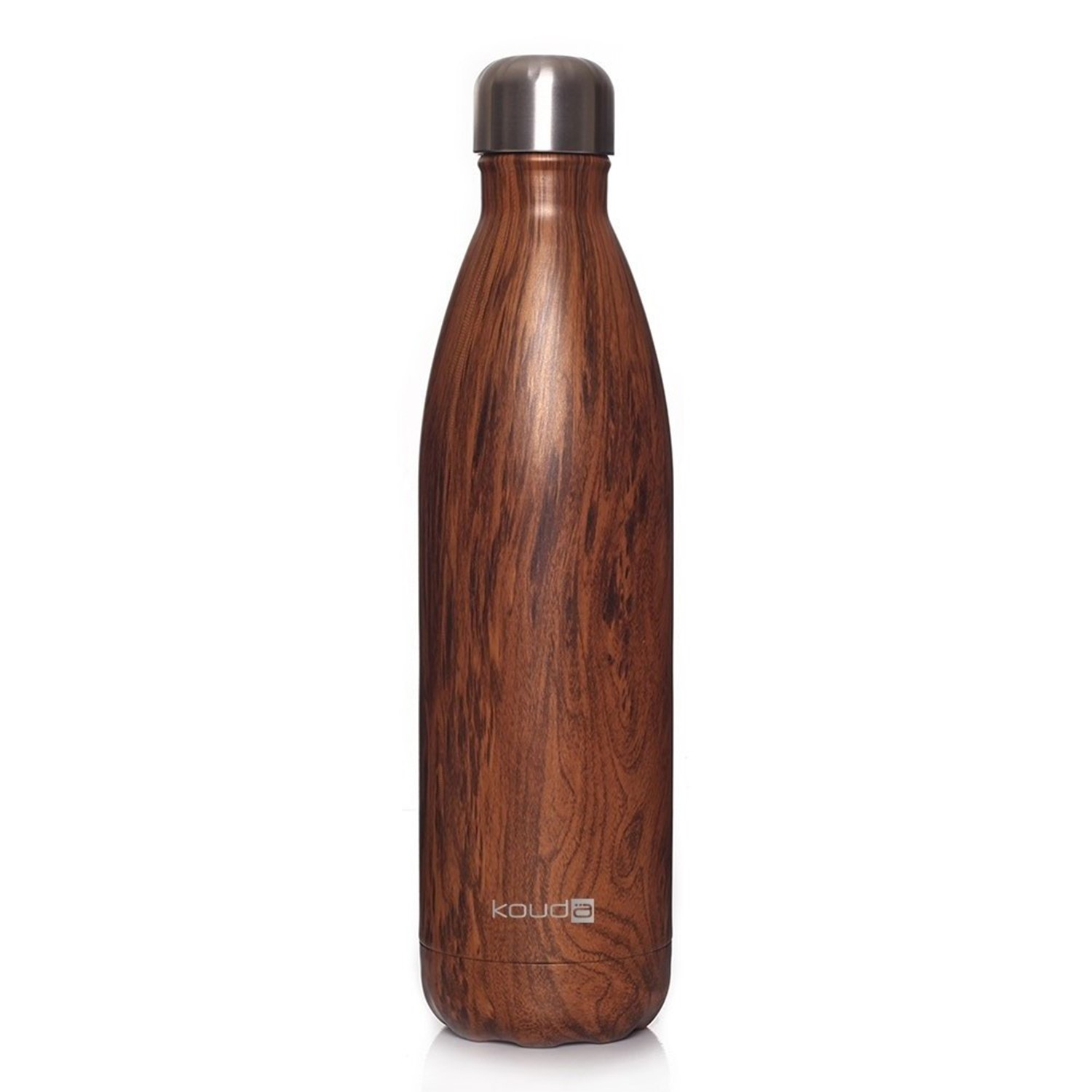 Garrafa Kouda Grey 750ml Wood Classic