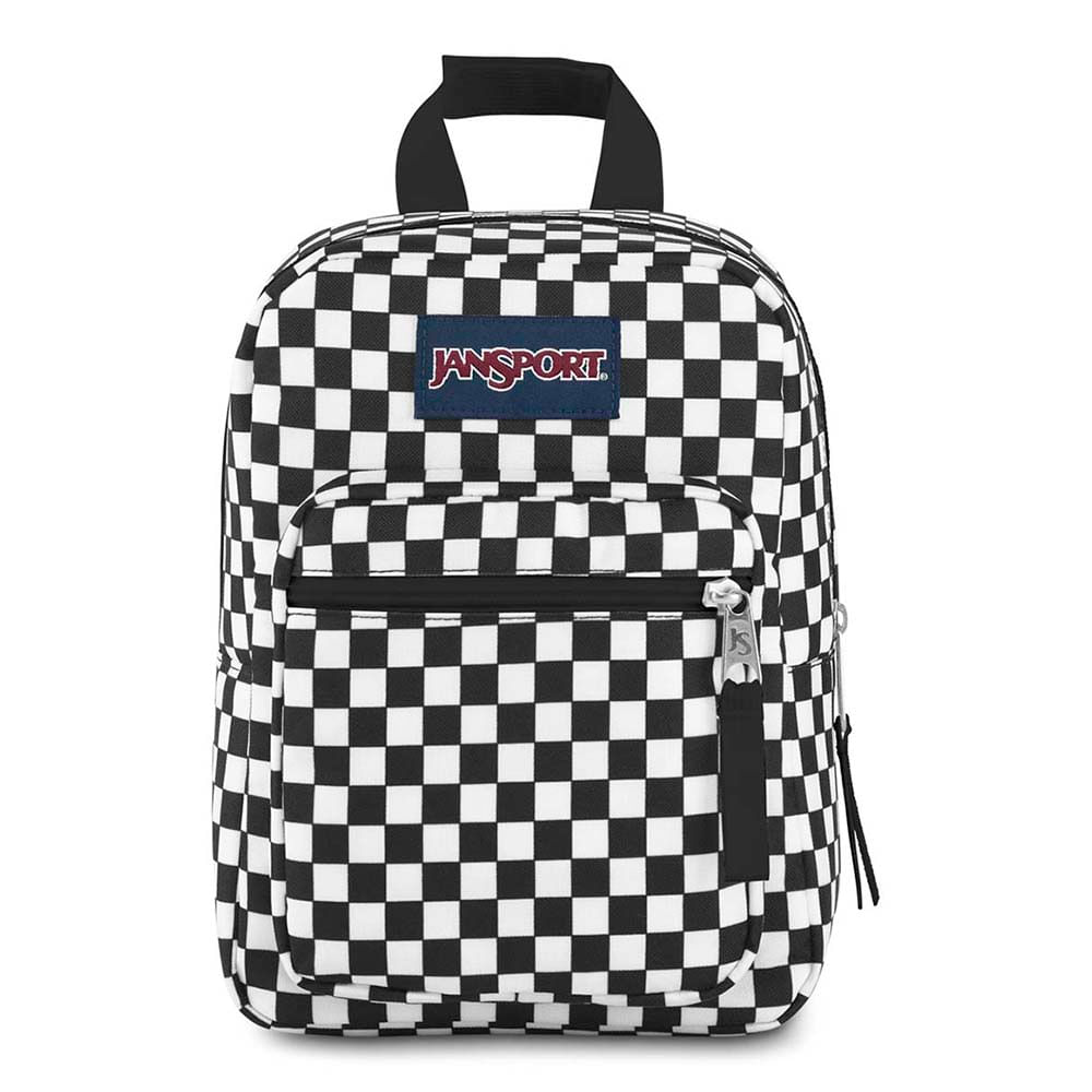 Lancheira Jansport Big Break Finish Line Flag Print