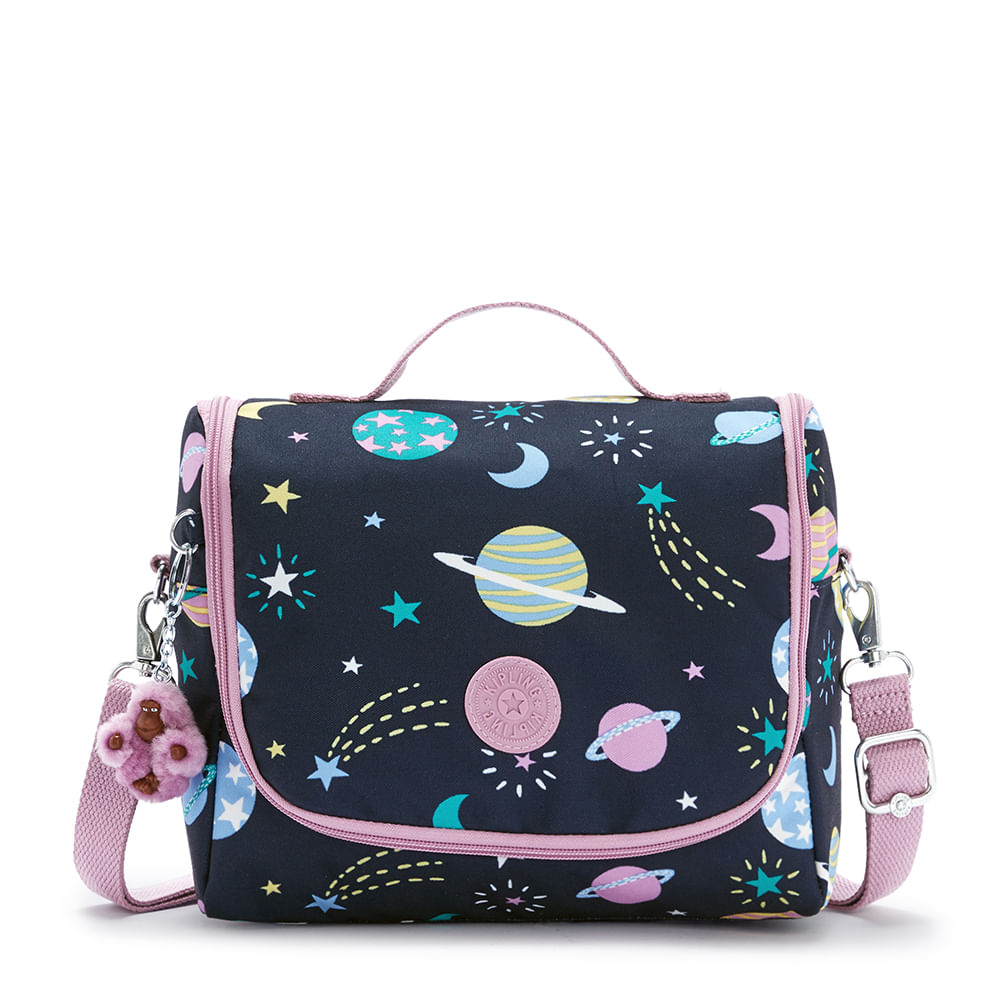 Lancheira Kipling New Kichirou Galaxy Fun