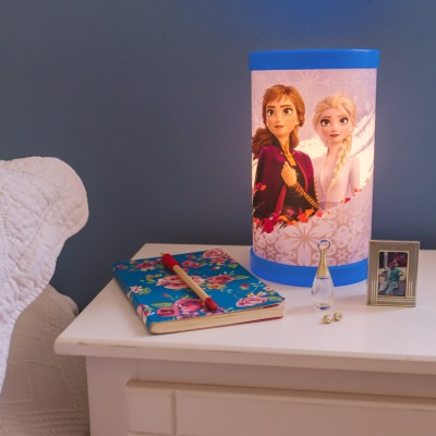 Luminária Lumi Disney Frozen 2