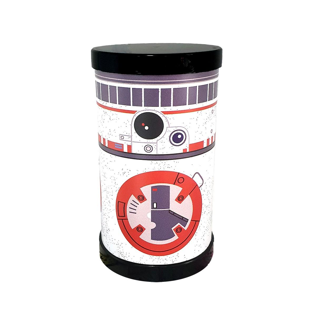 Luminária Lumi Disney Star Wars BB-8