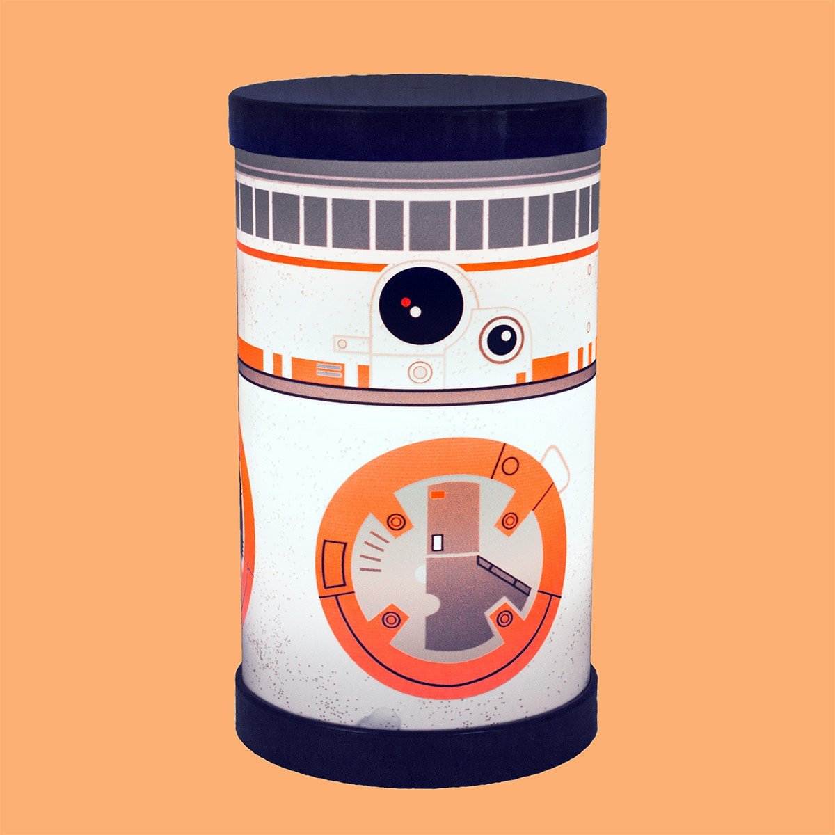 Luminária Lumi Disney Star Wars BB-8