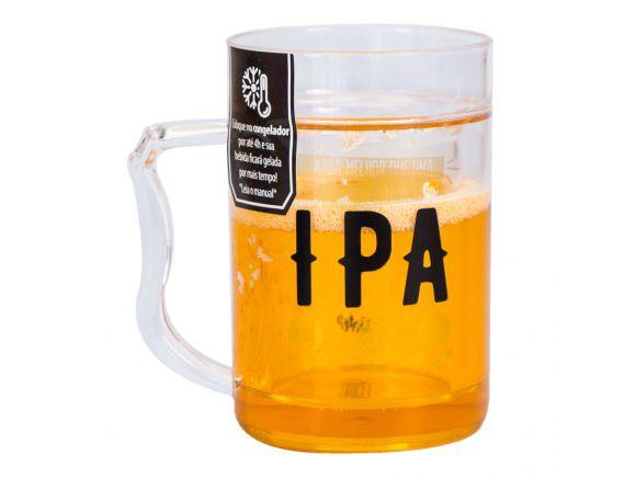 Mini Caneco Congelável - Cervejinha IPA