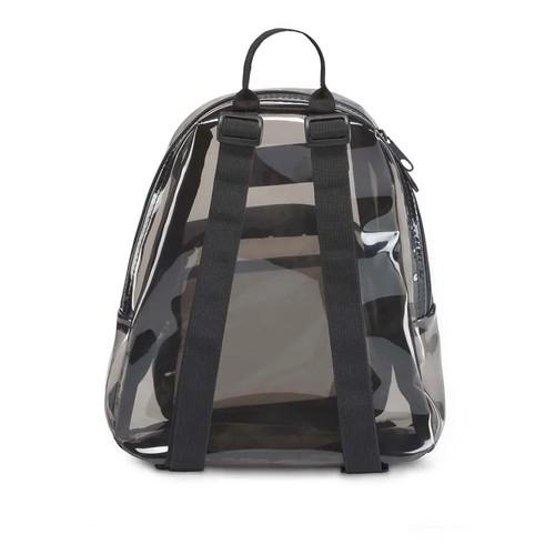 Mini Mochila Jansport Hal Pint Fx Transluscent Black