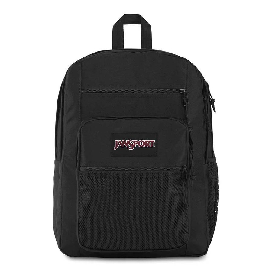 MOCHILA JANSPORT BIG CAMPUS - BLACK
