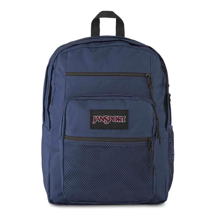 MOCHILA JANSPORT BIG CAMPUS - NAVY