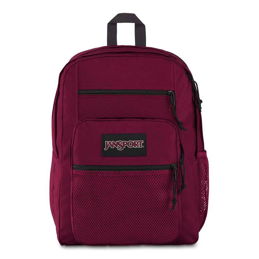 MOCHILA JANSPORT BIG CAMPUS - RUSSET RED