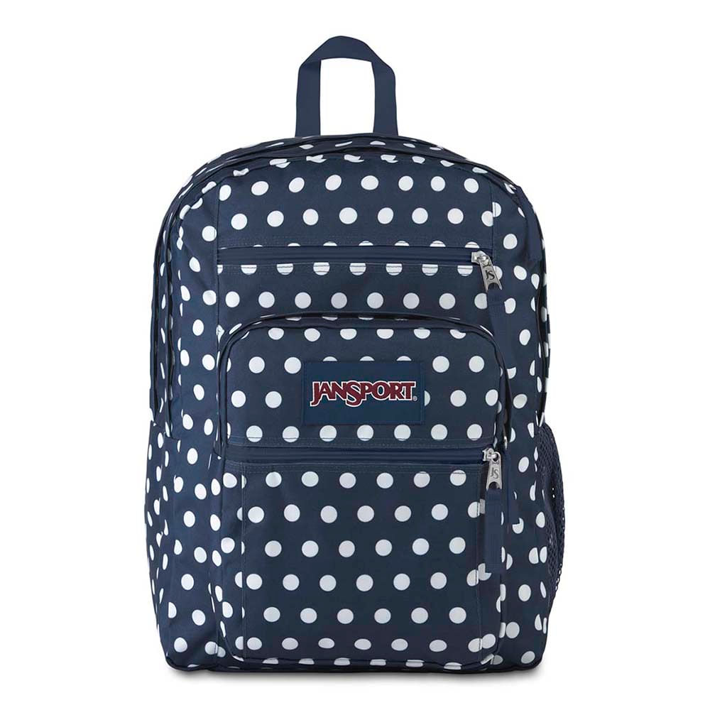 Mochila Jansport Big Student Cascade Polka Dot