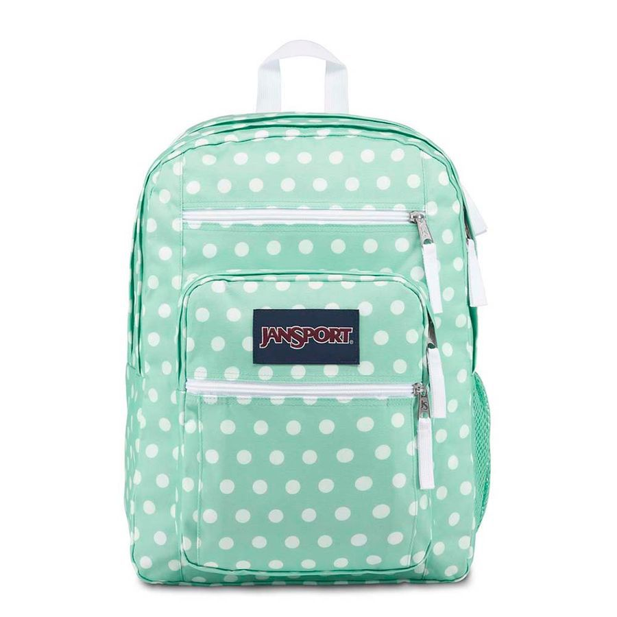 MOCHILA JANSPORT BIG STUDENT - CASCADE POLKA DOT