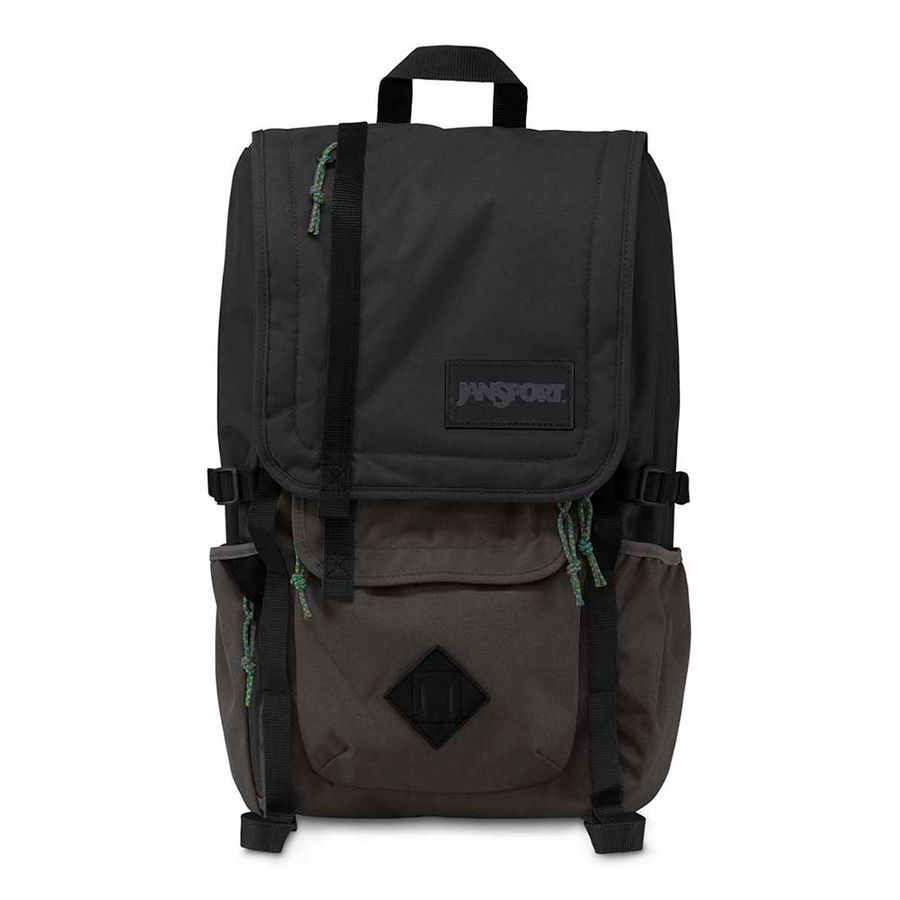 MOCHILA JANSPORT HATCHET - GREY TAR