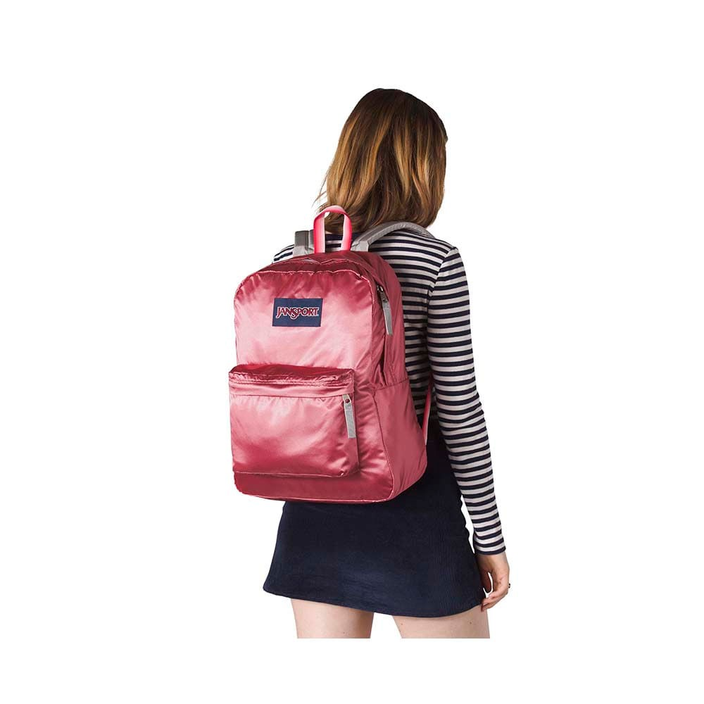 Mochila Jansport High Stakes Slate Rose
