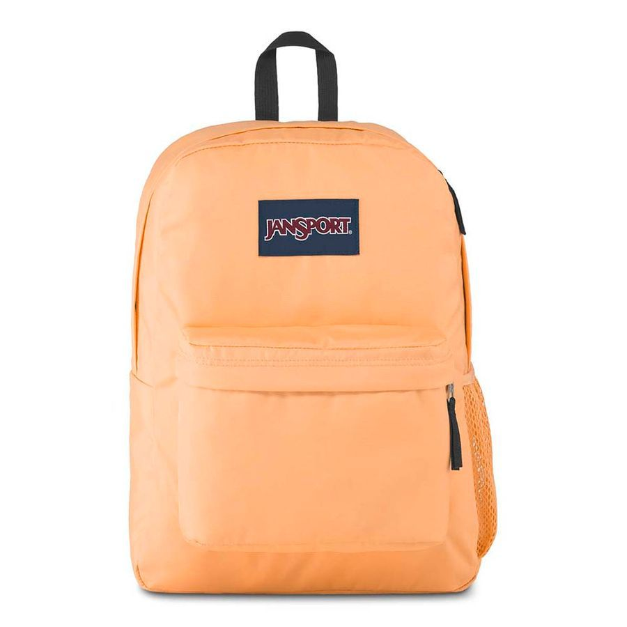 MOCHILA JANSPORT HYPEBREAK - PEACH SURPRISE