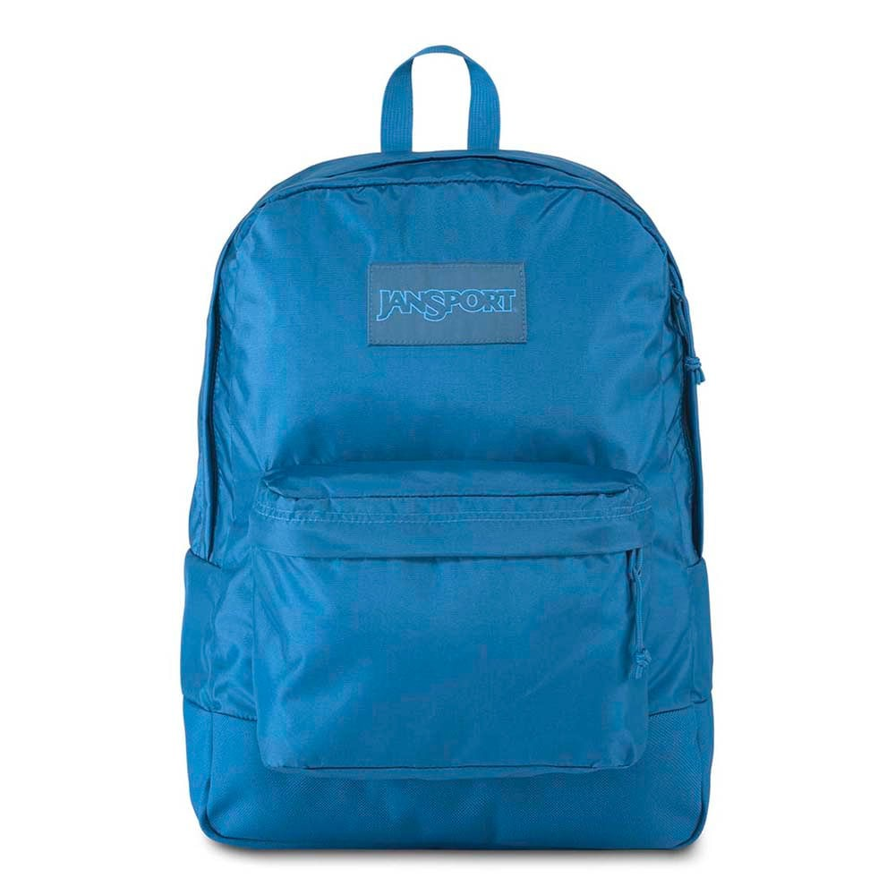 Mochila Jansport Mono Superbreak Blue Jay
