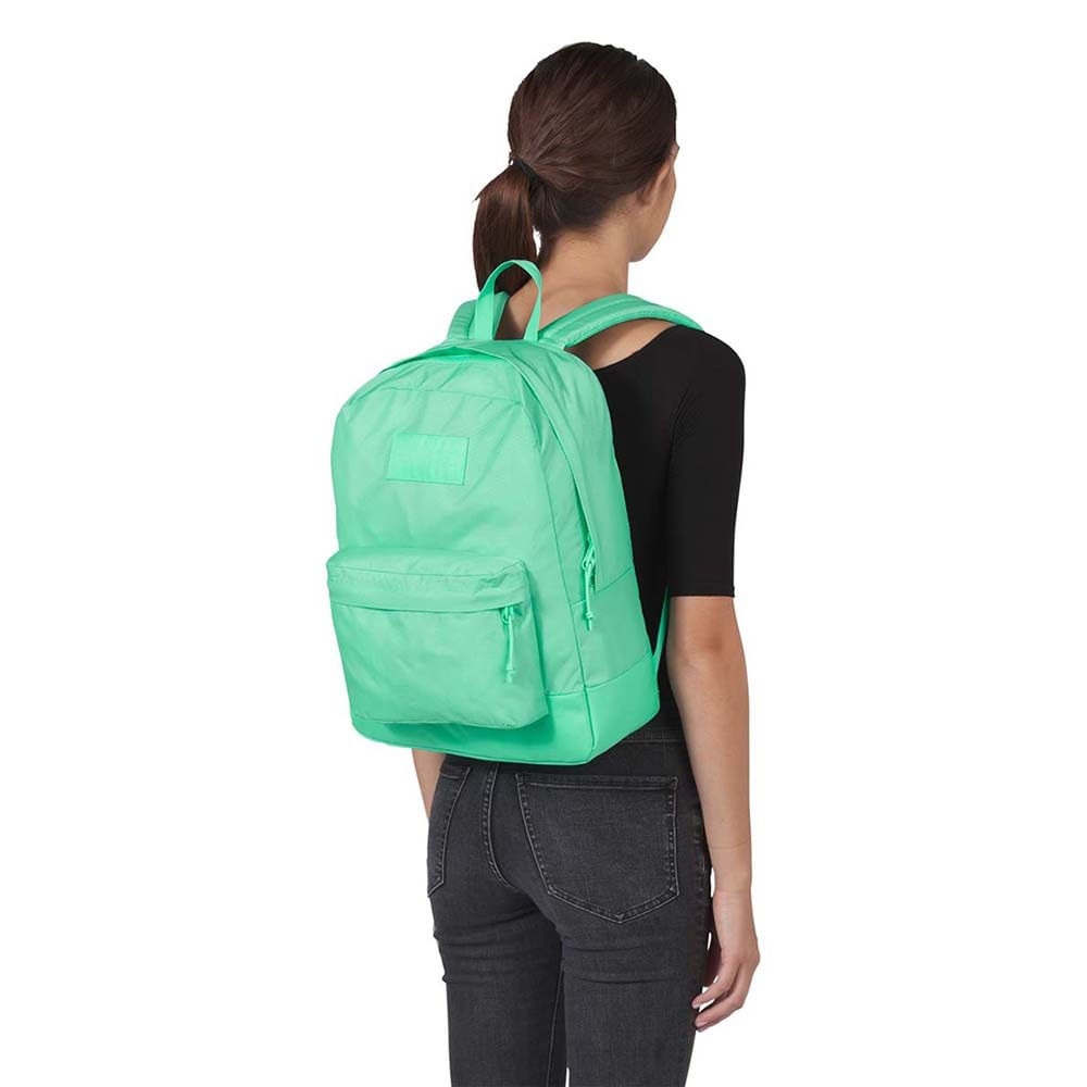 Mochila Jansport Mono Superbreak Tropical Teal