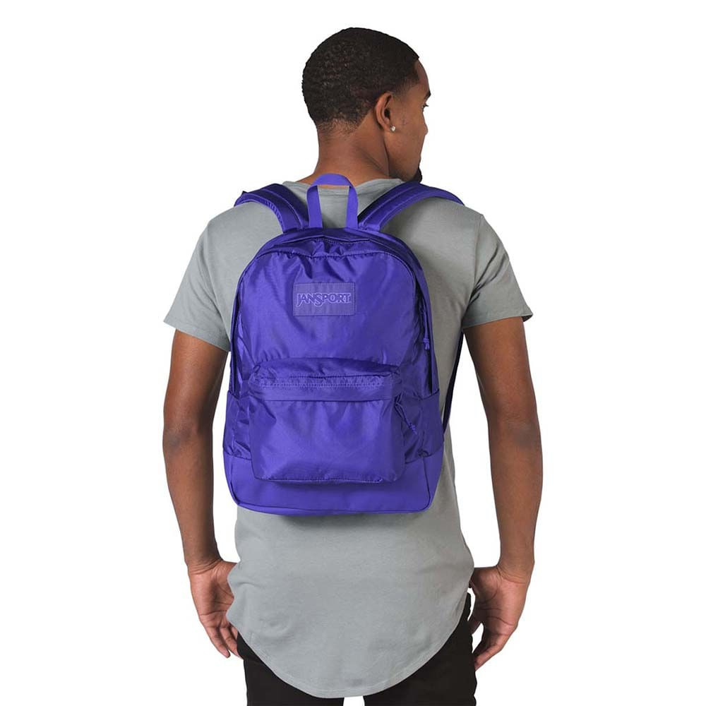 Mochila Jansport Mono Superbreak Violet Purple