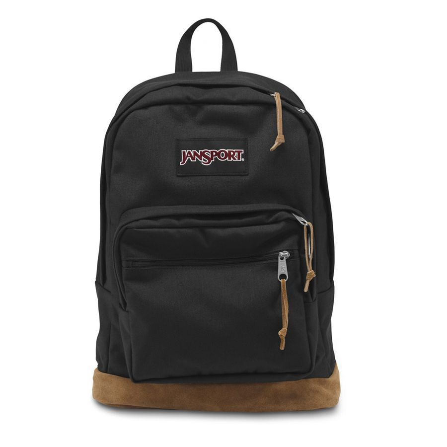 MOCHILA JANSPORT RIGHT PACK - ORIGINAL BLACK