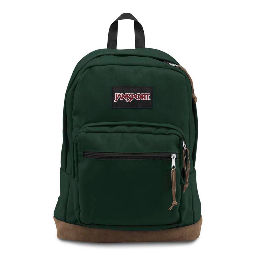 MOCHILA JANSPORT RIGHT PACK - PINE GROOVE
