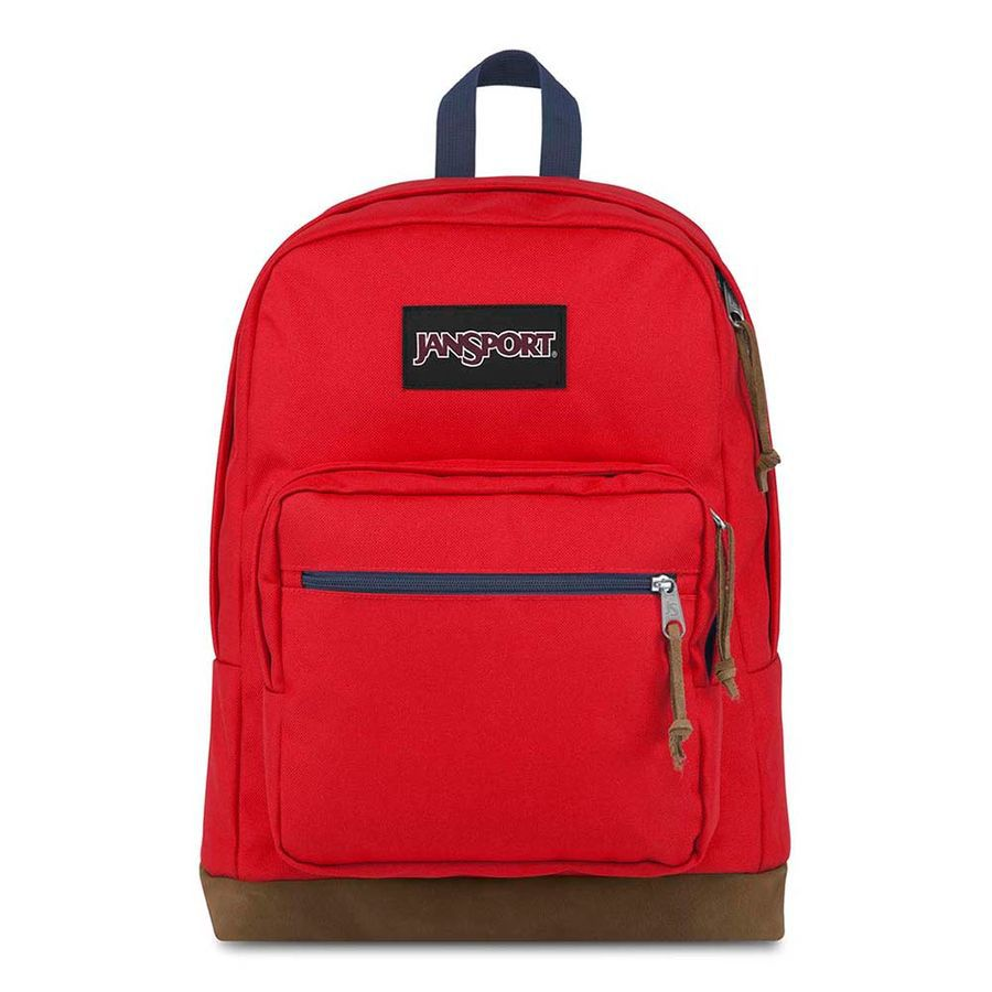 MOCHILA JANSPORT RIGHT PACK - RED TAPE
