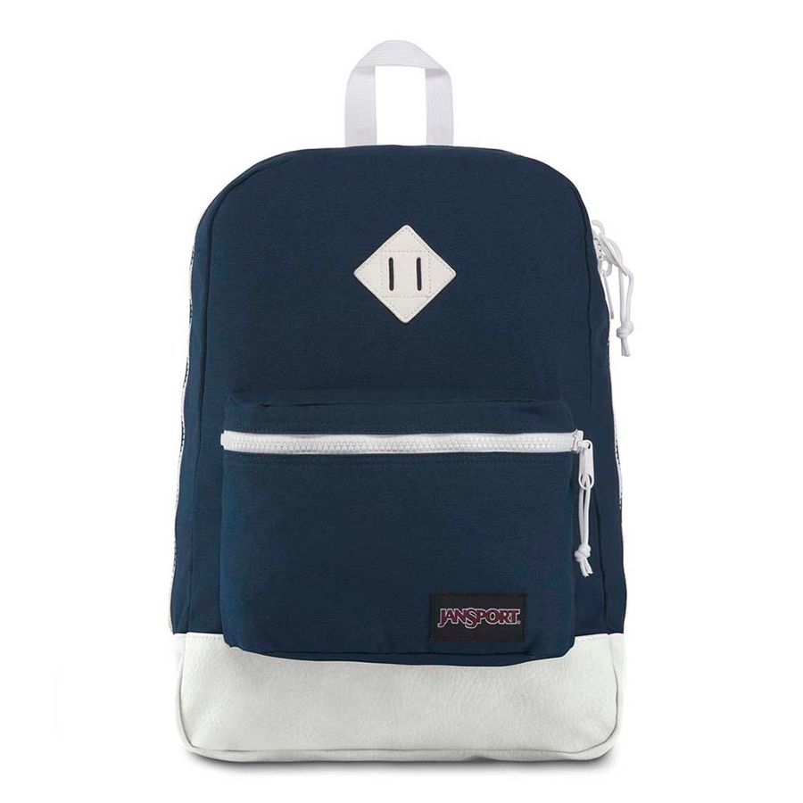 MOCHILA JANSPORT SUPER FX - BLUE WORKWEAR