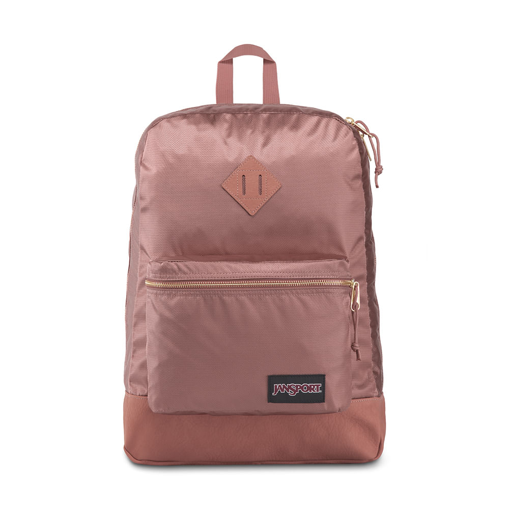 Mochila Jansport Super Fx Mocha Gold