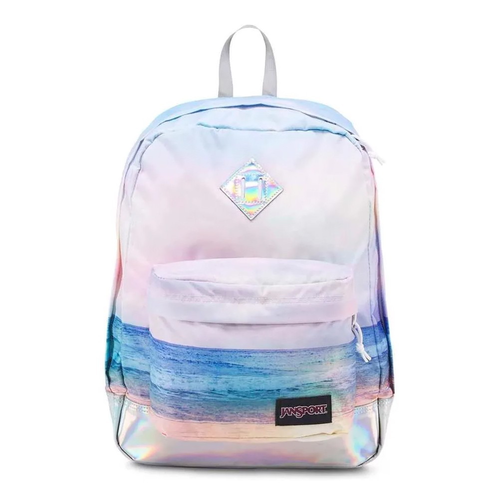 Mochila Jansport Super Fx Multi Sunrise