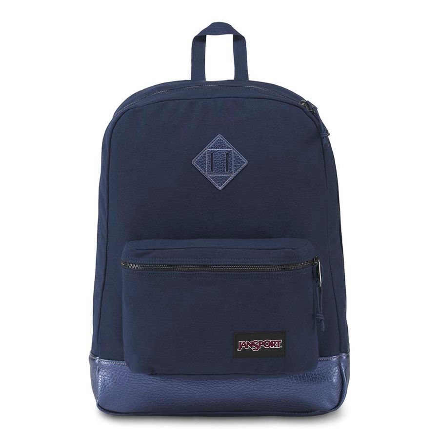 MOCHILA JANSPORT SUPER FX - NAVYPEWTER