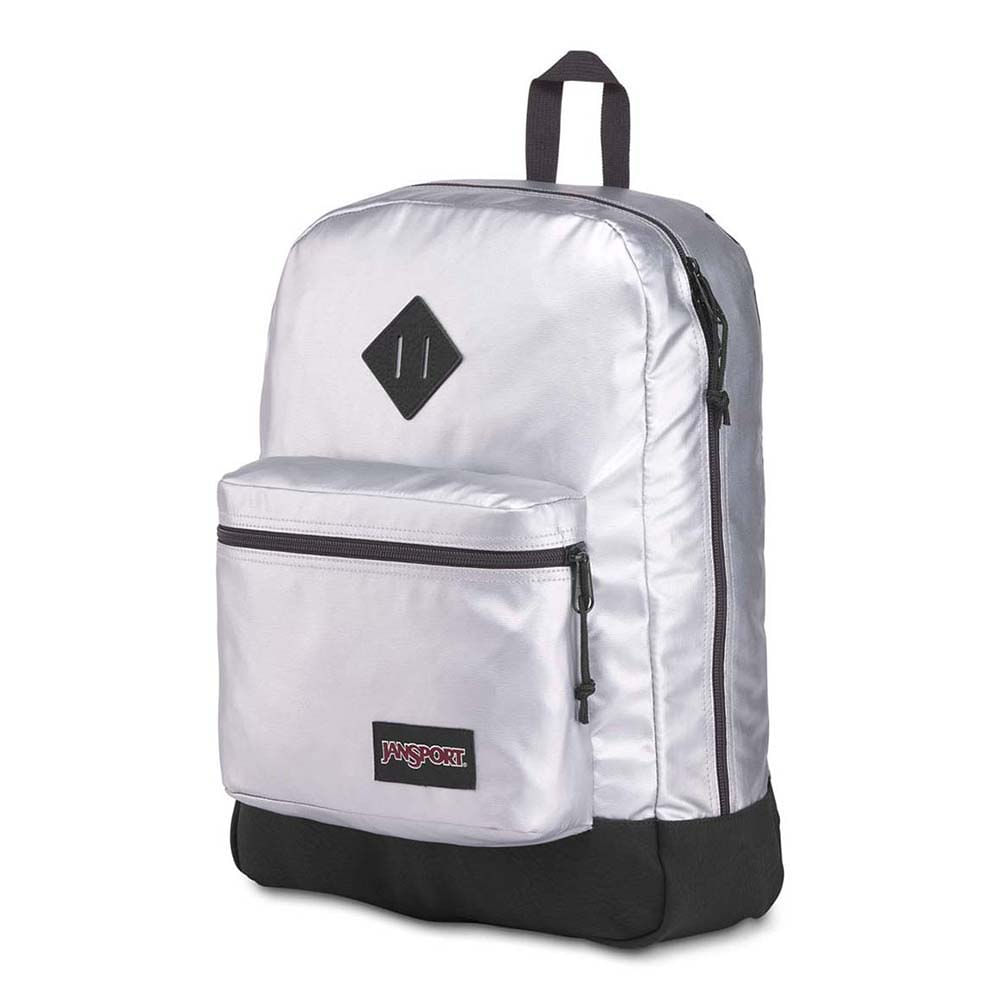Mochila Jansport Super Fx Silver Light
