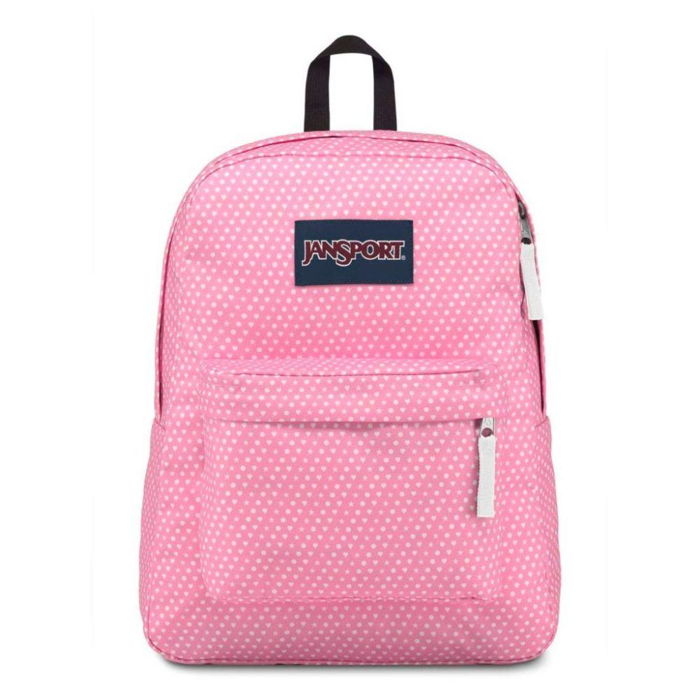 Mochila Jansport Superbreak Prism Pink Icons