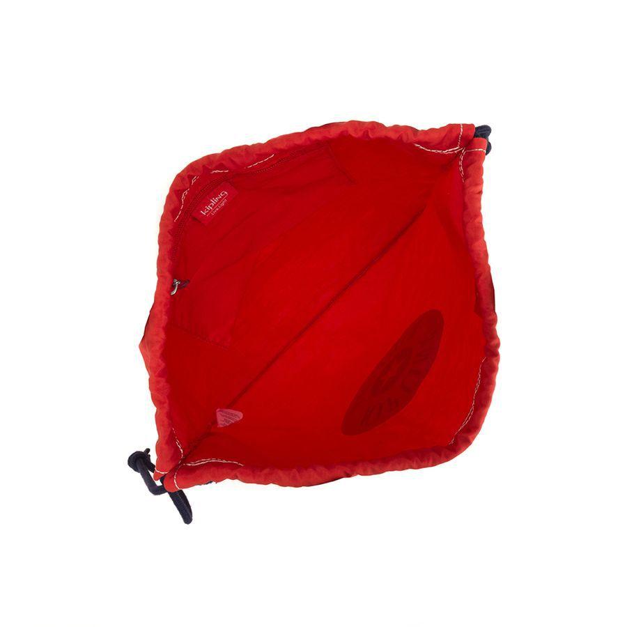 Mochila Kipling New Hiphurray Active Red Bl