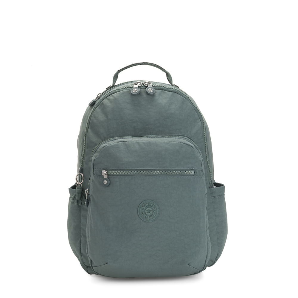 Mochila Kipling Seoul Light Aloe