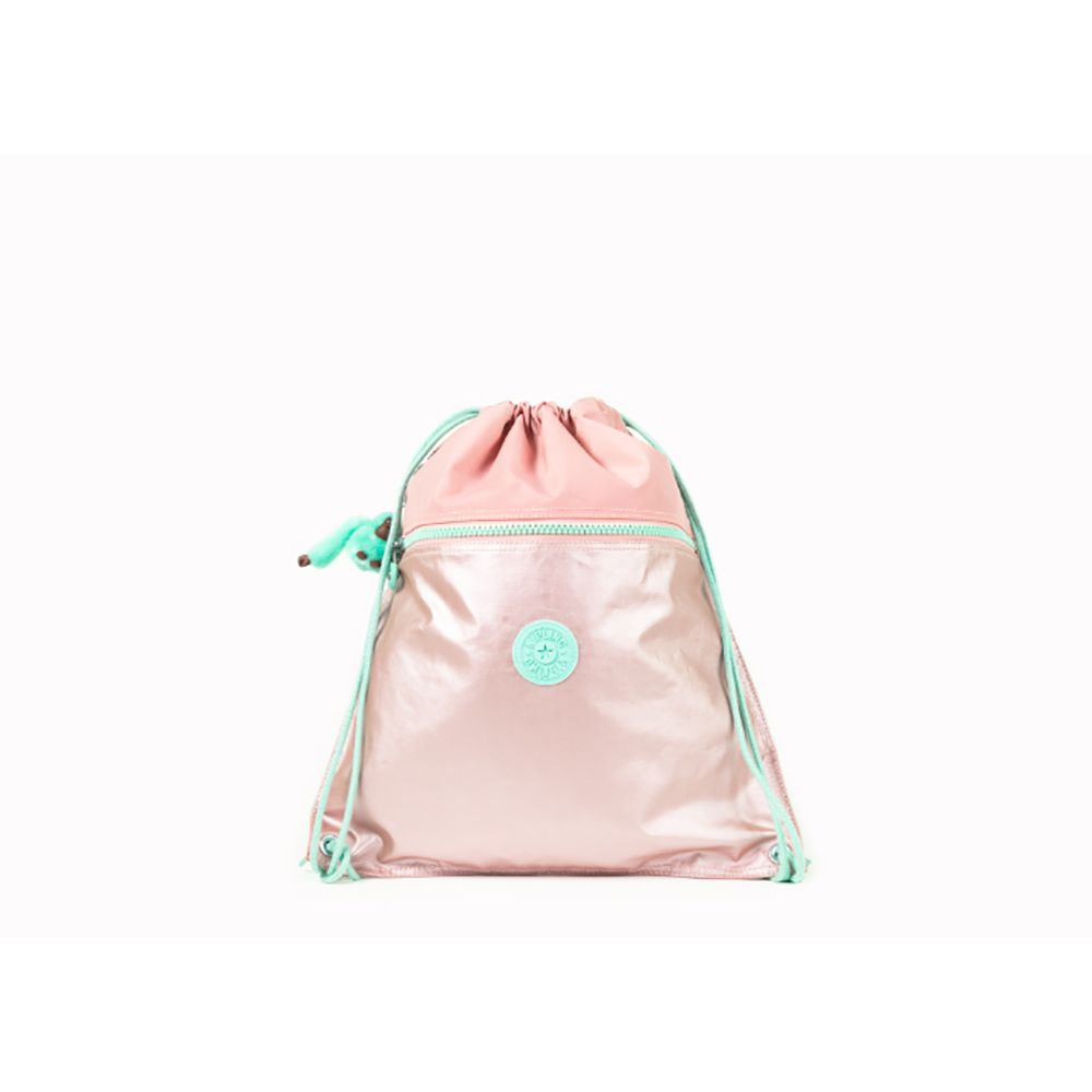 Mochila Kipling Supertaboo Cotton Candy Bl