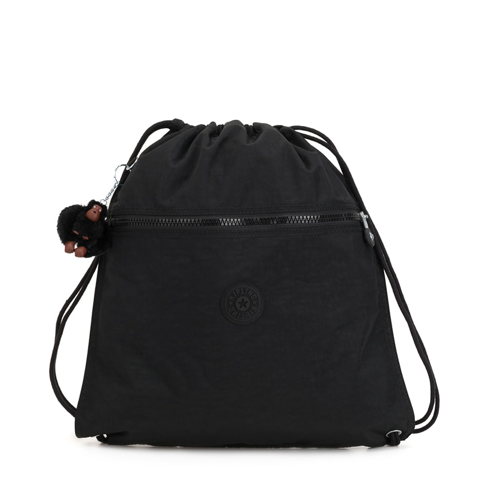 Mochila Kipling Supertaboo True Black