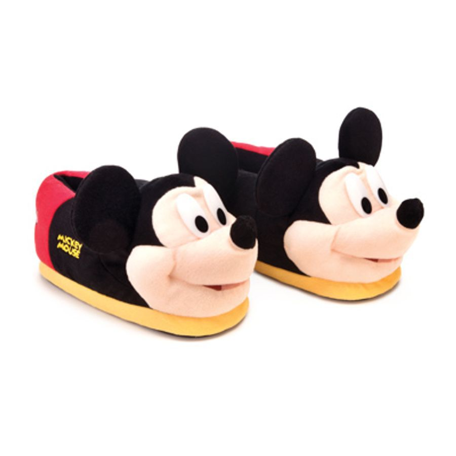 Pantufa 3D Disney Mickey Mouse