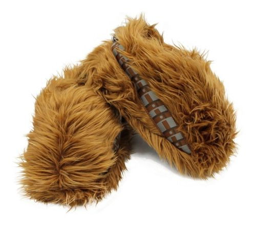 Pantufa 3D Disney Star Wars Chewbacca