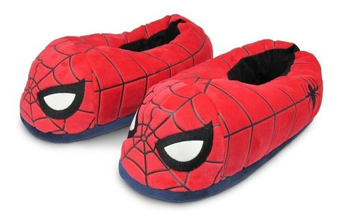 Pantufa 3D Marvel Spider-Man
