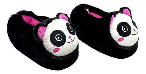 Pantufa 3D Panda
