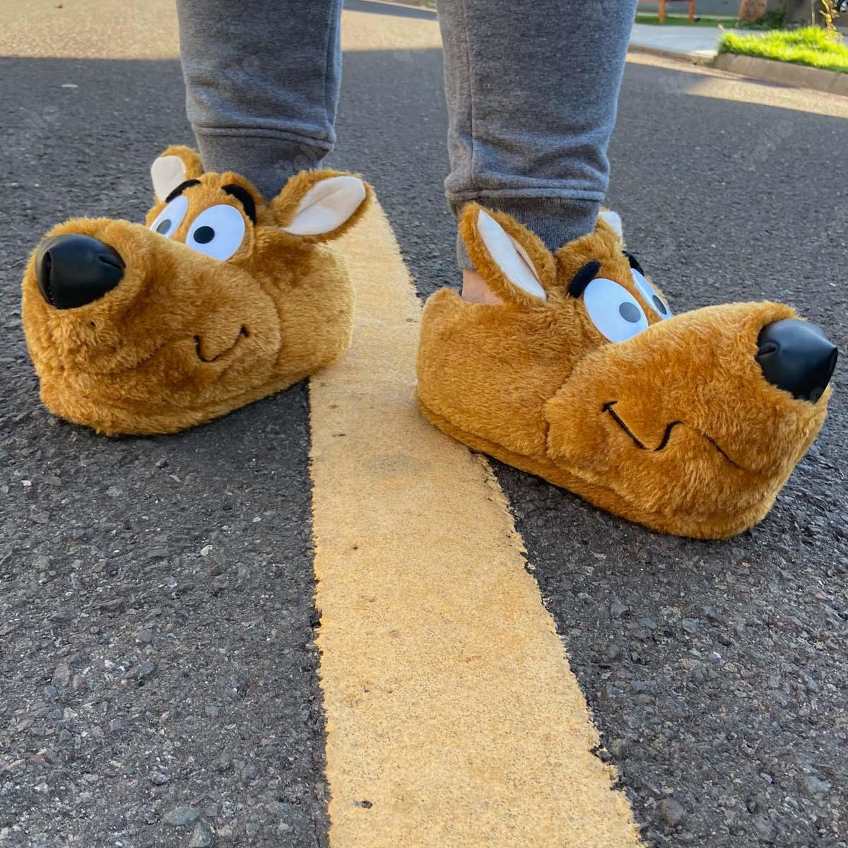 Pantufa 3D Scooby-Doo