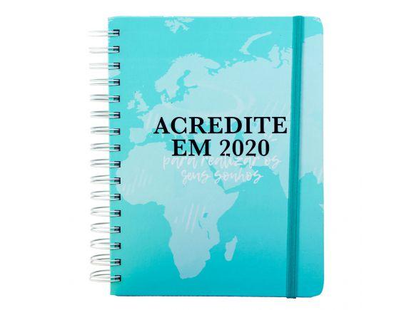 Planner Anual 2020 - Deseja