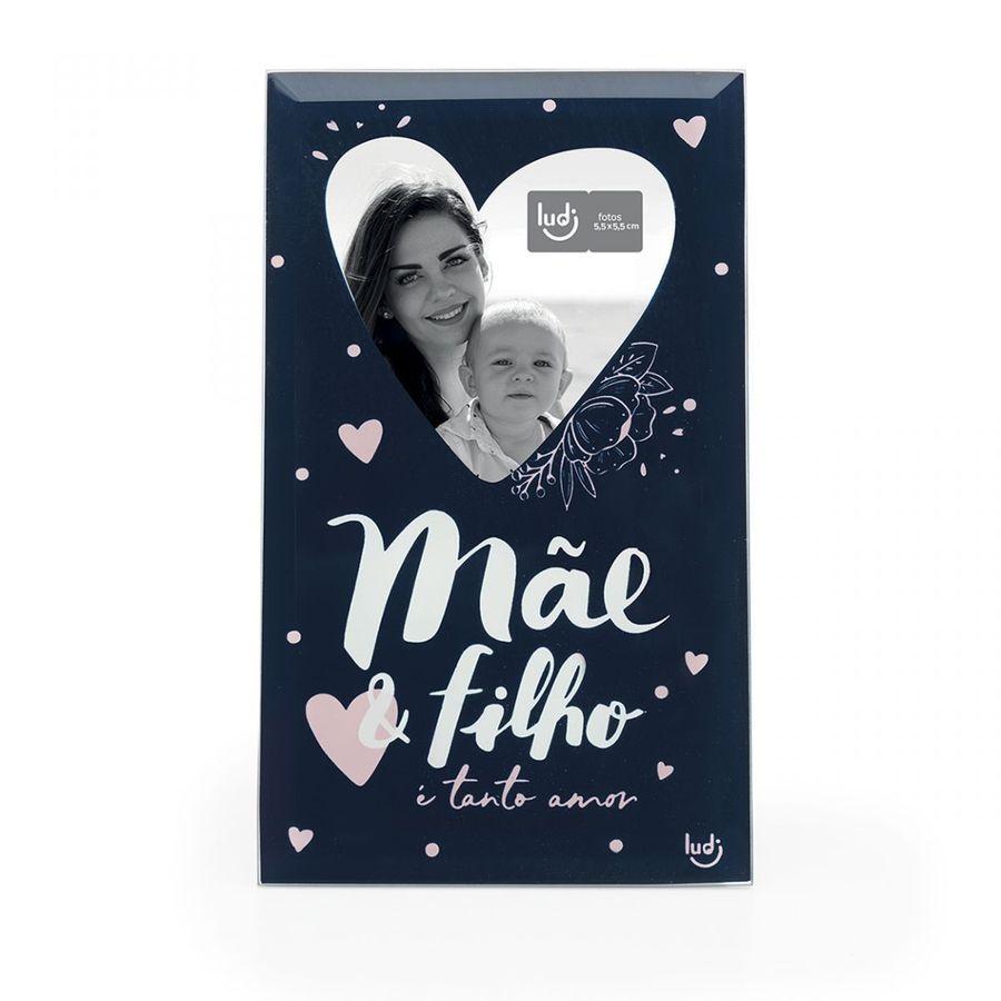 Porta-Retrato Cartão Mãe E Filho